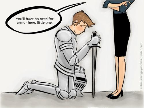 no armour